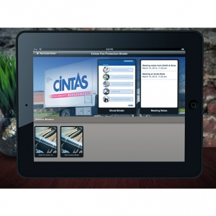 Cintas – Sales Binder